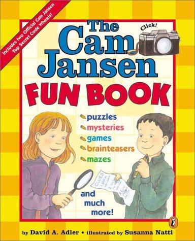 Download The Cam Jansen Fun Book ebook