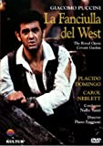 Puccini - La Fanciulla del West / Santi, Domingo, Neblett, Royal Opera Covent Garden