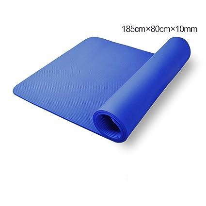 Amazon.com : QYM Yoga mats 185 80 cm Lengthened Gym mats ...