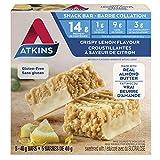 Atkins Lemon bar, 5 Count