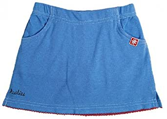kushies Sky Blue Skort (Skirt with Shorts) with Pockets (Size 6 Months) (6 Months)