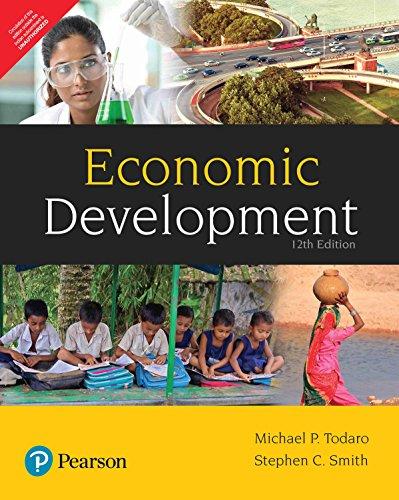 Economic Development, 12th edition