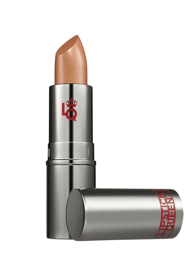 Lipstick Queen The Metals Lipstick, Nude Metal, 0.13 Ounce