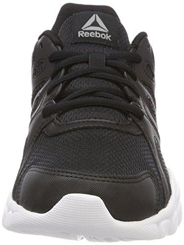 Reebok Trainfusion Scarpe white 3 black pewter Fitness Da 0 Nine Uomo Nero 11wqdr