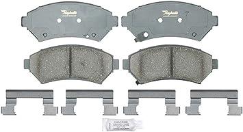 Raybestos ATD923C Advanced Technology Ceramic Disc Brake Pad Set