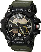 Casio Men's GG-1000-1A3CR Mudmaster G-SH...