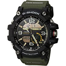 G-Shock Men's GG-1000-1A3CR Black/Green