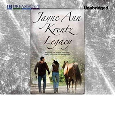 [ Legacy - Ips ] By Krentz, Jayne Ann (Author) [ Apr - 2013 ] [ Compact Disc ]