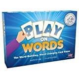 advanced card making - Play On Words Card Game - Extra-Creative Word Making Fun for All Ages - A Parents' Choice Award Winner