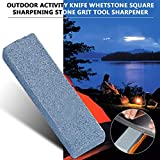 Outdoor Activity Knife Whetstone Square Sharpening Stone Grit Tool Sharpener For Kitchen Accessories Tool