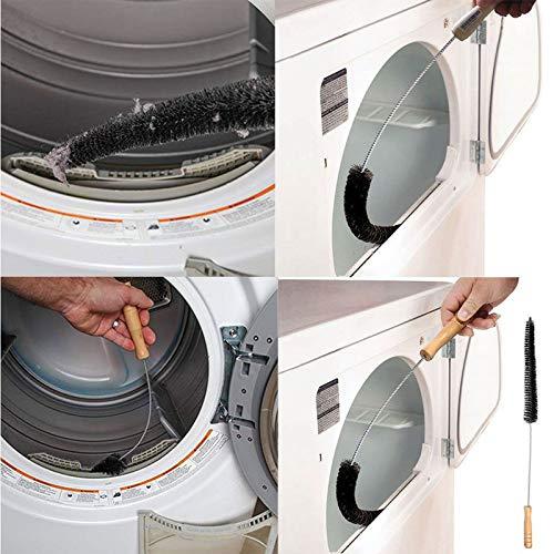 Yamaha 250 F - Cepillo de limpieza para lavadora y secadora, se ...