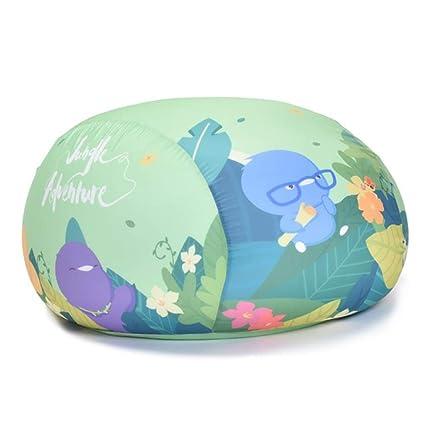 Huahua Furniture Puffs, Bolso Grande para niños - Extra ...