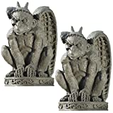 Design Toscano The Cathedral Gargoyle Statue – Set of Two Review