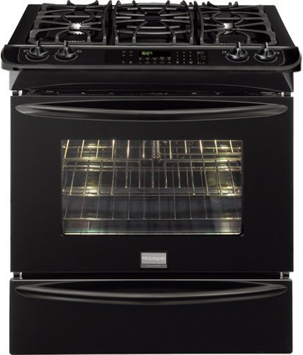 Frigidaire FGGS3065KBGallery Slide Sealed Burner