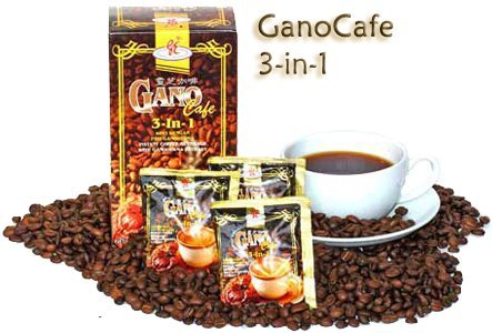 20 Boxes Gano Cafe 3-in-1 by Gano Excel USA Inc. (20 Sachets) by Gano Excel (Image #4)