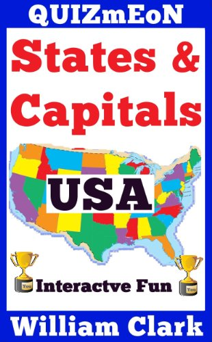States & Capitals USA (Quiz Me On Book 1) on 50 states capitals quiz printable, 50 states names, states and abbreviations quiz, 50 states and capitals study guide, 50 states and capitals games, 50 states map, 50 states and capitals quizzes, 50 states and capitals study sheet, 50 states game pibmug, 50 states and capitals of america, 50 states capitals print out, 50 states and capitals worksheet, 50 states and capitals review, 50 states and capitals in order, 50 states and its capital, 50 states and capitals quizlet, states and caps quiz, 50 states and capitals flash cards printable, 50 states and capitals read along, 50 states and capitals puzzle,