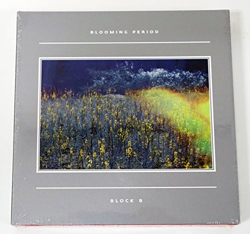 Block B - Blooming Period 5th Mini Album CD + Photo Booklet + Photocard