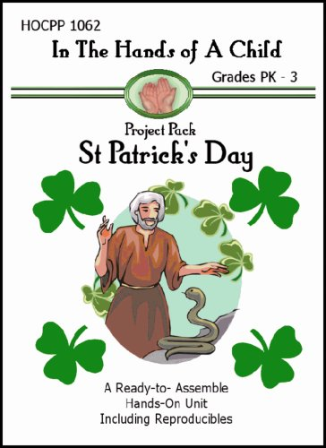 St Patricks Day (In the Hands of a Child: Project Pack)