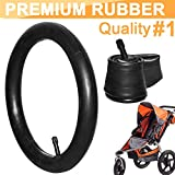 "Jolik 16 Inner Tube 16"" x 1.5 to 1.75 Tube, Low Lead Compatible with Bob Revolution (SE/Flex/Pro/Stroller Strides/Ironman), Baby Trend Expedition, Graco FastAction Fold, Joovy Zoom 360"