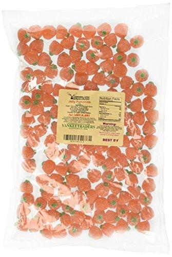 Jelly Pumpkins ~ 2 Lbs. ~ Halloween / Fall Candy