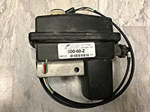 000-60-Z, KZ VALVE EH2 4 WIRE ACTUATOR, 0.5 SECOND