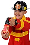 Kangaroos Role Play Firefighter Costume & Fireman Toys Kit (11 Pc)
