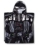 Lucasfilm Star Wars Darth Vader Children's Hooded Bath Poncho Towel