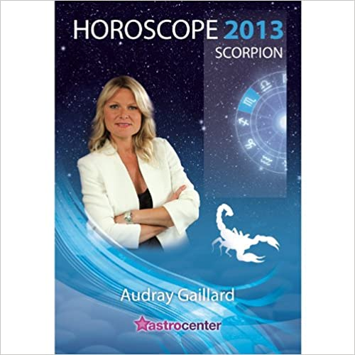En ligne Horoscope 2013 : Scorpion pdf, epub