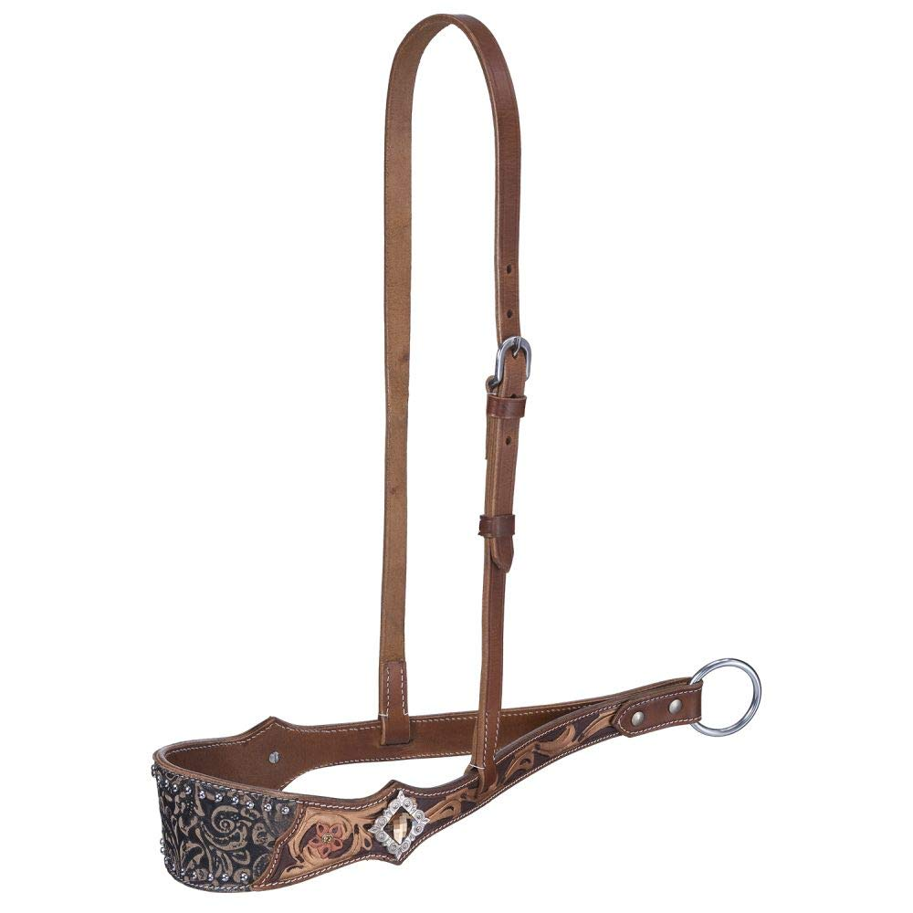 Silver Royal Jameson Noseband