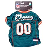 Miami Dolphins – Pet Jersey Medium by pet first For Sale