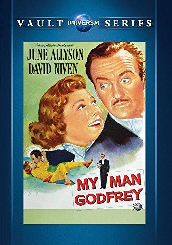 Man Godfrey Dvd - 2