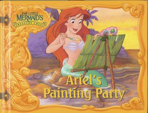 Little Mermaid Treasure (Ariel's Painting Party (The Little Mermaid's Treasure Chest))