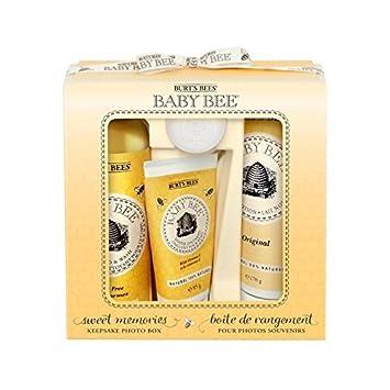 Burts Bees Süßen Erinnerungen Babybiene Geschenk - Packung mit 2