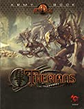 Army Book AT-43 Therians