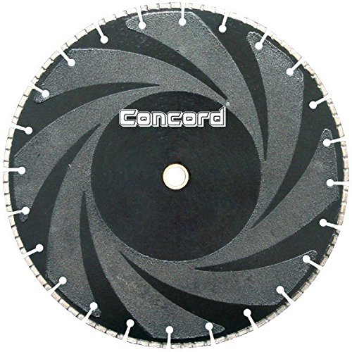 Concord Blades DIB140C05HP 14 Inch Laser Welded Ductile Iron Diamond Blade