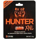 Hunter Suplemento Alimenticio XNL con 1 Cápsula, 500 Mg