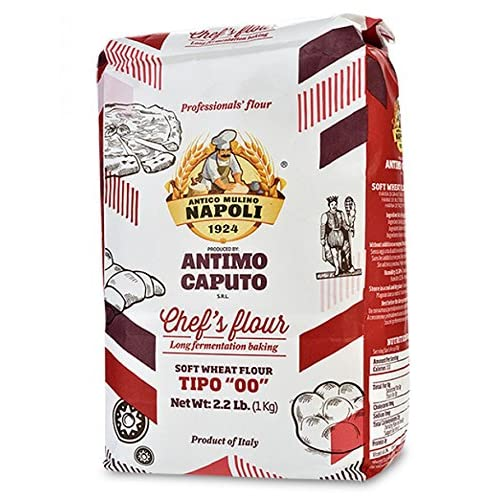 00 Flour for Pizza Dough: Amazon.com