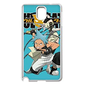 Samsung Galaxy Note 3 Cell Phone Case White_Soul Eater Attack Xbnzt