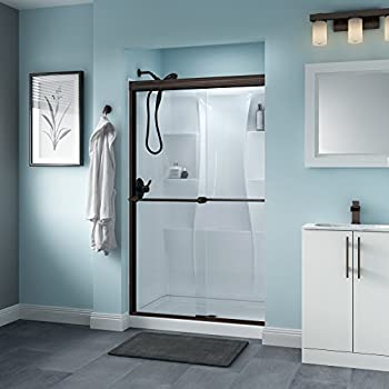 Delta Shower Doors Sd3276495 Trinsic 48 Quot X 70 Quot Semi