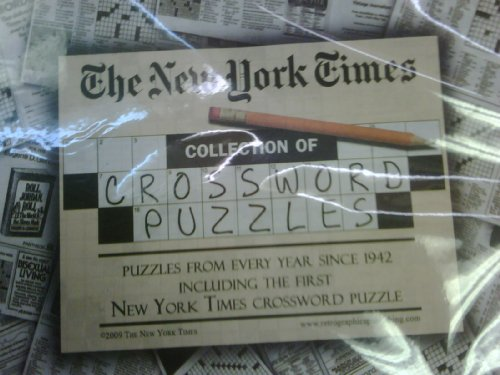 The New York Times Collection of Crossword Puzzles