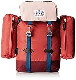 Poler Men's Rucksack Backpack, Red/Burgundy/Rose, One Size
