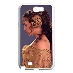 Fashion Style for Samsung Galaxy Note 2 Cell Phone Case White padme star wars YIP4874339