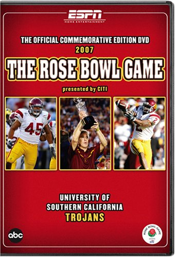 [The Rose Bowl Game: 2007 (The Official Commemorative Edition)] (2007 College Football Champion)