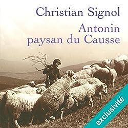 Antonin, paysan du Causse