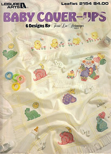 Baby Cover-ups - Cross Stitch Leaflet, No. 2154
