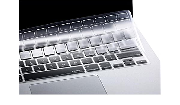 Amazon.com: High Clear Transparent Tpu Keyboard Cover ...