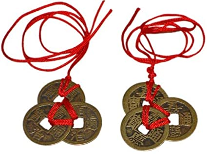 Amazon Reorient Chinese Feng Shui Coins For Wealth And Success