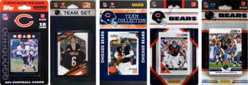 chicago bears cards - 2