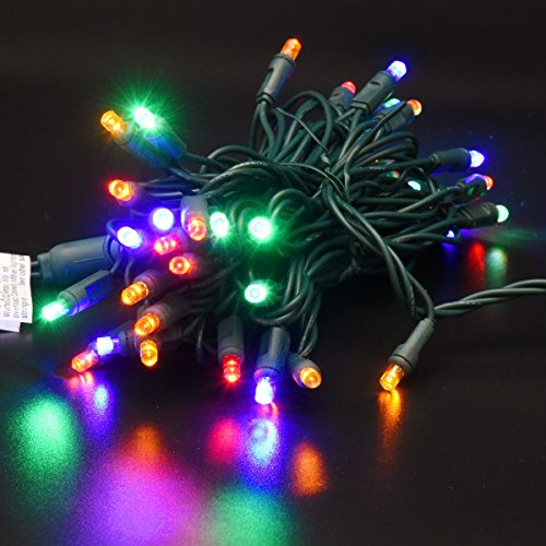 Blue And Red Led Christmas Lights in US - 2