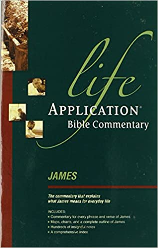 James: Lab Comm (Life Application Bible Commentary)